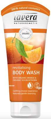 Douchegel/body wash revitalising orange